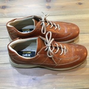 GBX leather mens shoes size 44 (11)